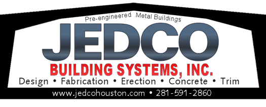 JEDCO Metal Building Fabricators Logo